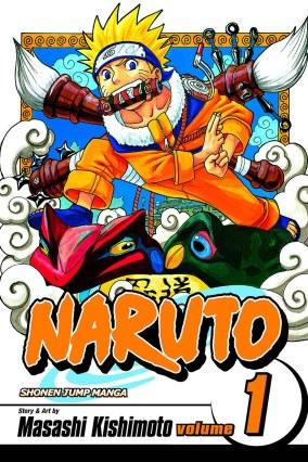 Naruto Manga Geschichte
