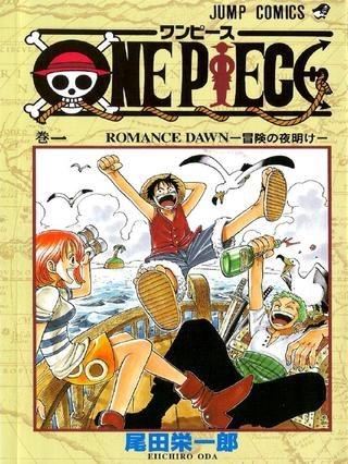 One Piece Manga Geschichte