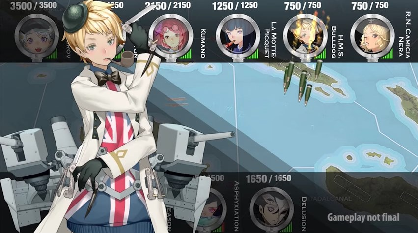 Victory Belles Ingame Gameplay 1