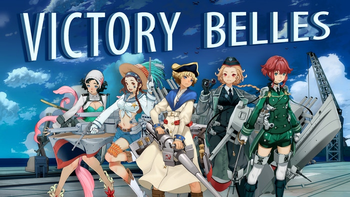Victory Belles Kancolle