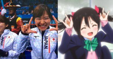 chinami yoshida nico nii japan olympia Nico Yazawa
