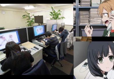 Digitale Revolution in der Anime-Industrie?