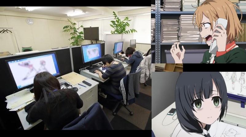 Anime Industrie 2018 Umsatz Daten