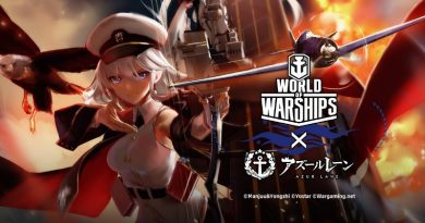 World of Warships WarGaming Azur Lane Game