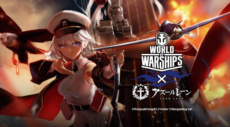 World of Warships WarGaming Azur Lane Game
