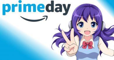 Amazon PRIME Day Anime 2018