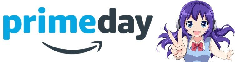 Amazon PRIME Day Anime Angebote 2018
