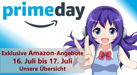 Amazon Anime Angebote 2018