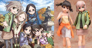 Schmutziges Geschäft mit Anime-Figuren – ein Zwischenfall