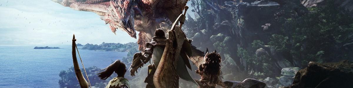 Grund für China Verkaufsstop für Monster Hunter World?