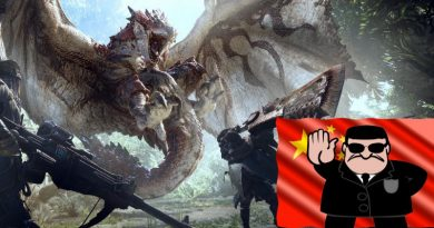 China stoppt den Verkauf von Monster Hunter: World
