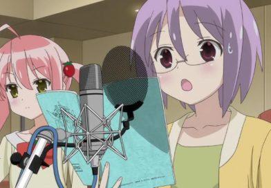 Altersverteilung zwischen Anime Synchronsprecher